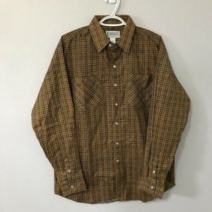 Haband Men's Button-down Shirt Size M